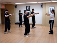 Qi Gong class in Montreal